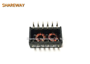 China Filter Modules / Interface 6 Pin Transformer PE-65351NL For NON PoE Ethernet distributor