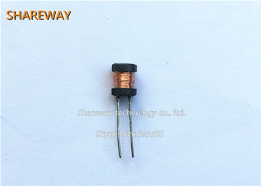 China Low DC Resistance Through Hole Inductor 19R153C 15uH Fully Tinned Leads distributor