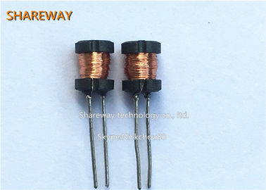 China 6.8uH DIP Through Hole Inductor , 11R682C H Type Choke Coil Drum Core Inductor factory