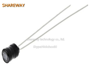 China Electronic Equipment Through Hole Inductor 2.2uH 11R222C 5.0*5.0*7.5mm factory