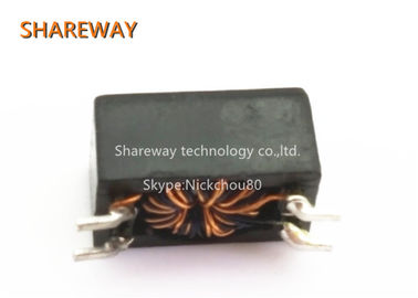 China Copper Wire SMD Common Mode Power Line Choke Coil Filter Inductor 2x250uH distributor