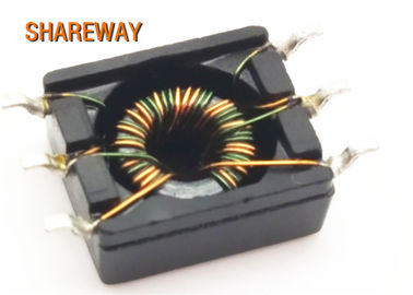China Copper Wire Magnetic Core Transformer 6250 VAC For Lower - Power LAN distributor
