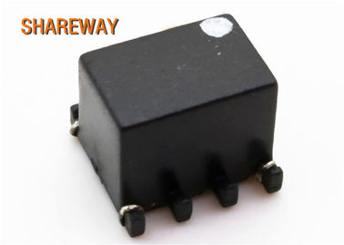 China Ferrite Core Material Common Mode Choke Gate Drive Transformers HM42-10001LF distributor