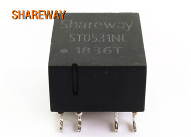 China Power Line Signal Isolation Transformer 4 Pins 100mA IRMS T60403-K4081-X007 distributor