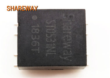 China 14x12.5x13.5mm Small Audio Transformer T60403-K4021-X142 With RoHS Approval factory