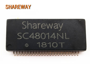 China 5G POE Ethernet Lan Transformer 48 Pins Signal Transmission For LED Driver G4850CG factory