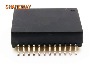 China S558-5999-DC Telecom Isolation Transformer , Gigabit Ethernet Transformer For Personal Computer distributor