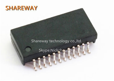 China Durable Ethernet Magnetic Transformers S558-5500-56 For SDH / ATM Transmission Equipment factory